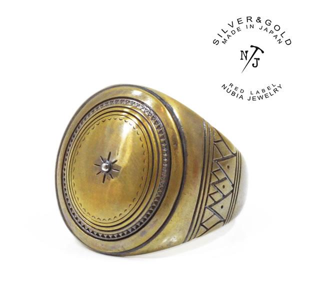 NUBIA NURA-36/Brass MANU