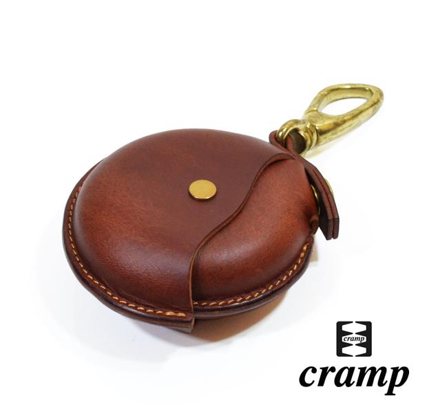 Cramp cr-116 コインケース Brown