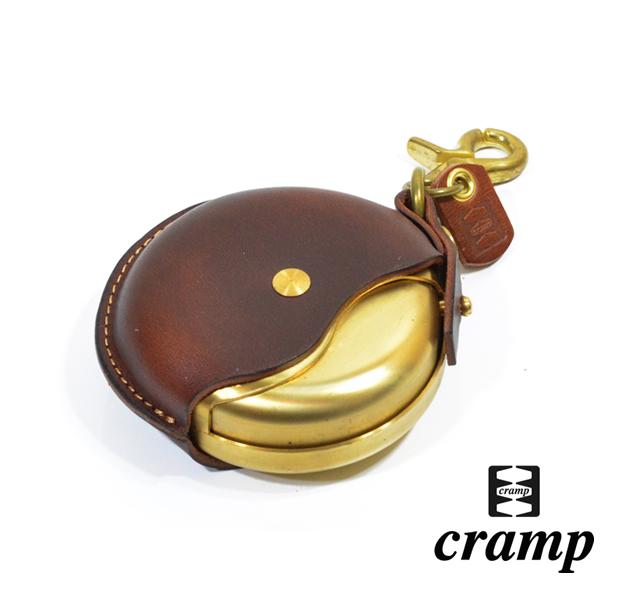 Cramp cr-131マルチケース Brown