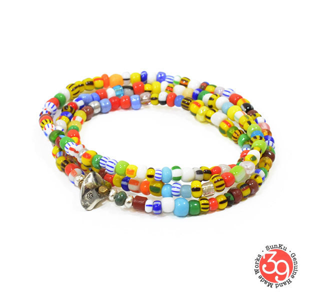 Sunku SK-004 Christmas Beads Necklace & Bracelet