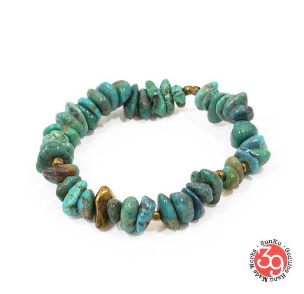 Sunku SK-009 Turquoise Beads Bracelet