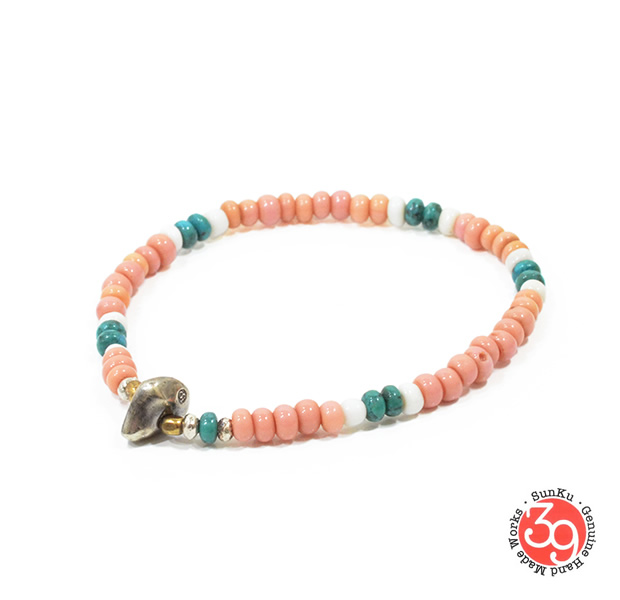 Sunku SK-103 Antique Beads Mix Bracelet