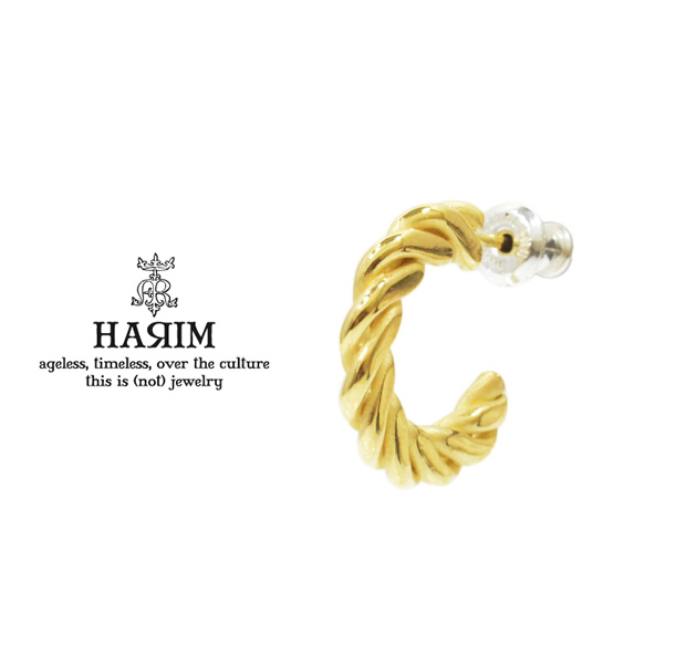 HARIM HRA042 SG press pierce K18coat