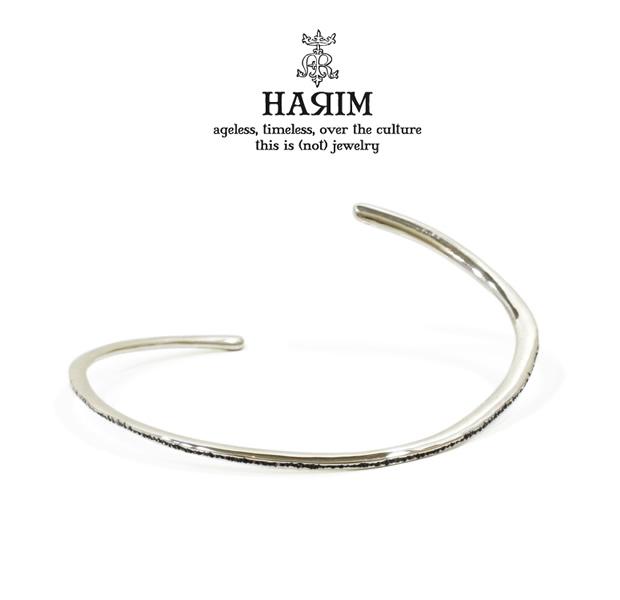 HARIM HRA044SV thin rain bangle very narrow SV