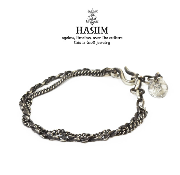 HARIM HRC008 combination chain bracelet