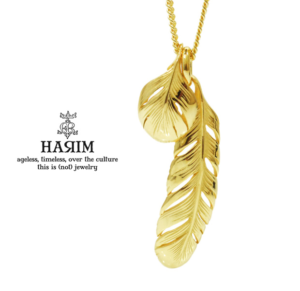 HARIM HRP080 VG New Leef feather VERY SHINE K18coat