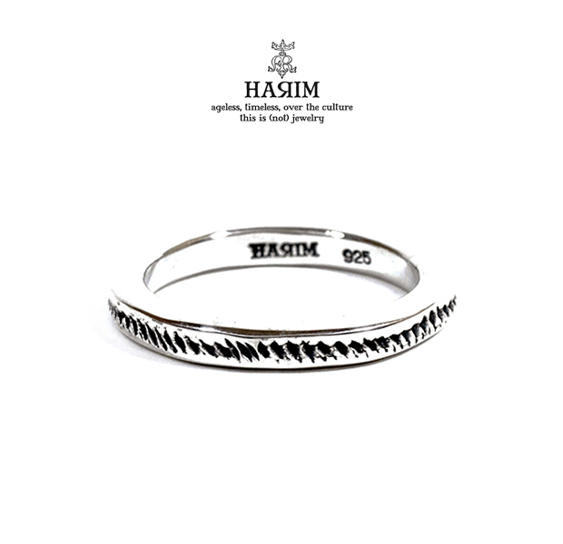 HARIM HRR025 industrial single ring