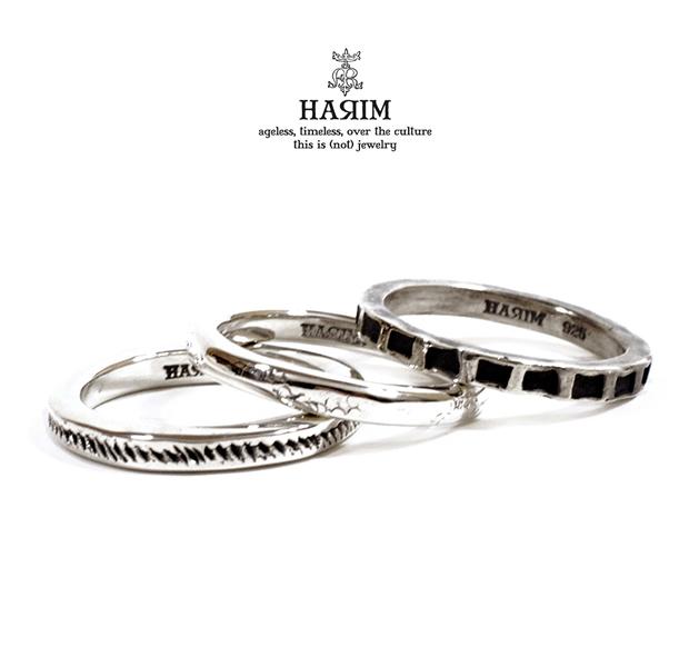 HARIM HRR022 industrial triple ring set