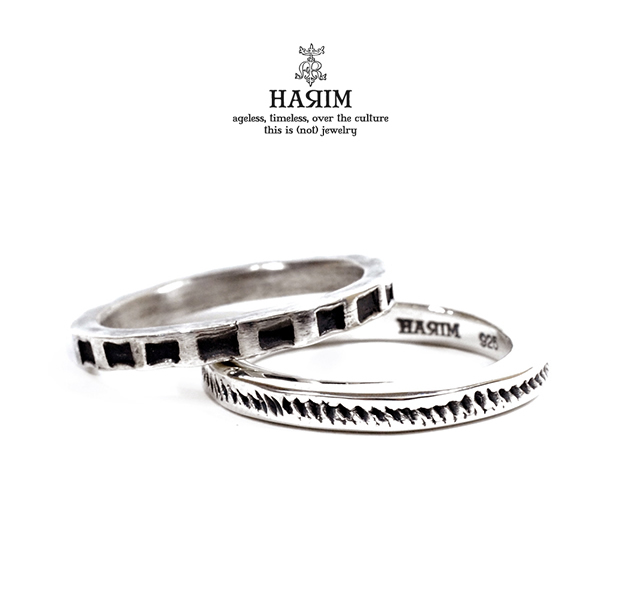 HARIM HRR023 industrial duble ring set