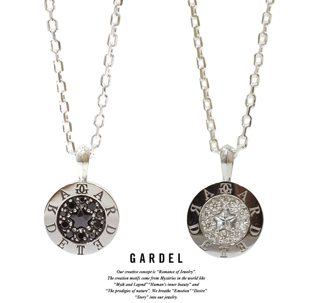 GARDEL gdp066 CHARMANT NECKLACE