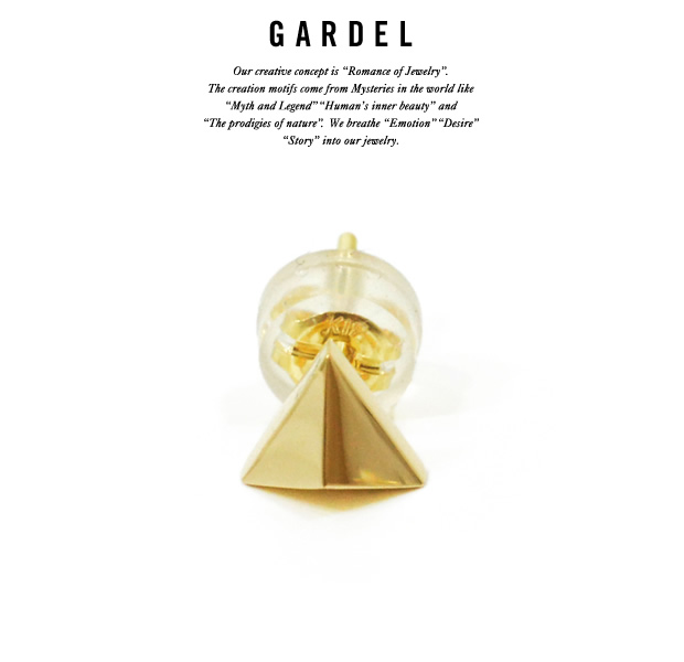 GARDEL gde047 TRIANGLE PIERCE