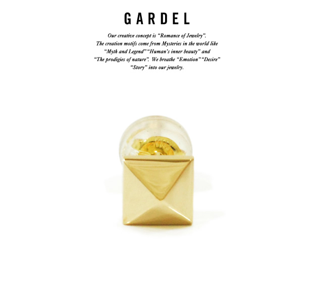 GARDEL gde048 ONE STUDS PIERCE