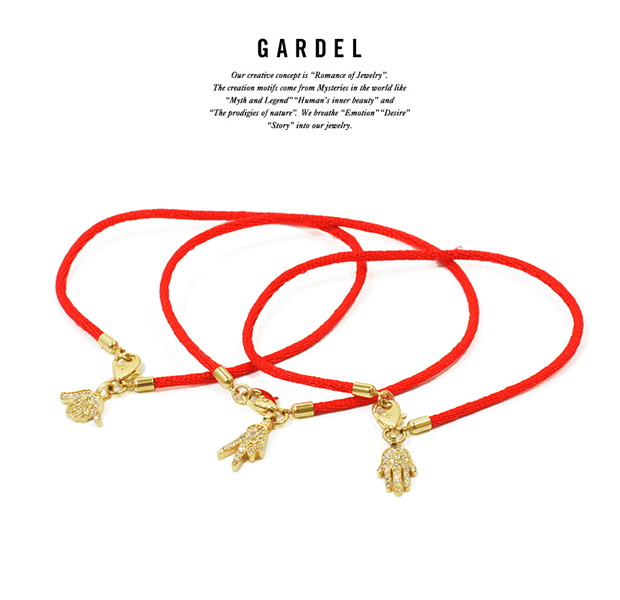 GARDEL gdb066 HAND AMULET BRACELET