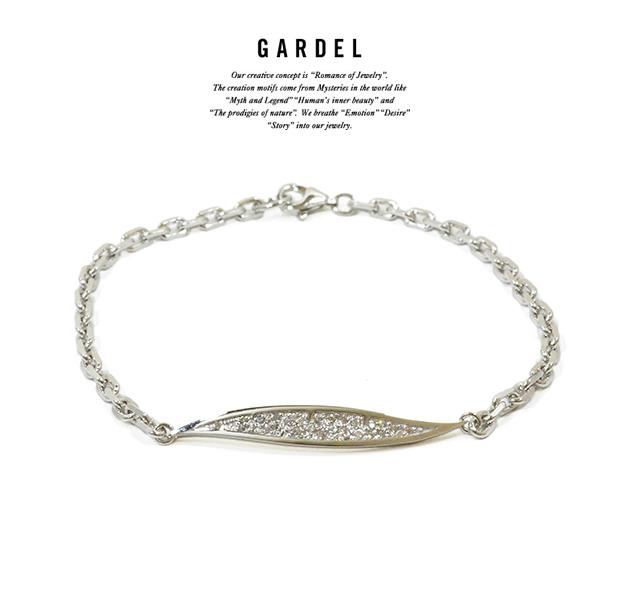 GARDEL gdb067 NATURAL LEAF BRACELET