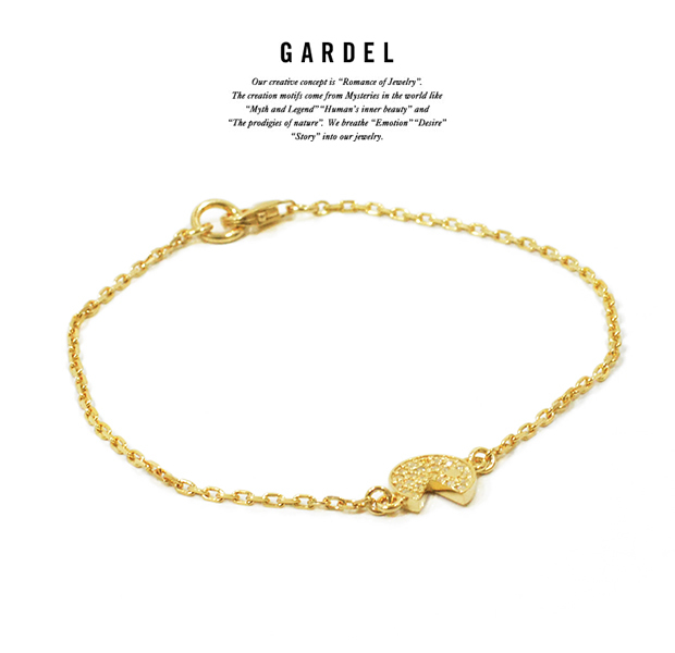 GARDEL gdb069 LOVE COOK BRACELET