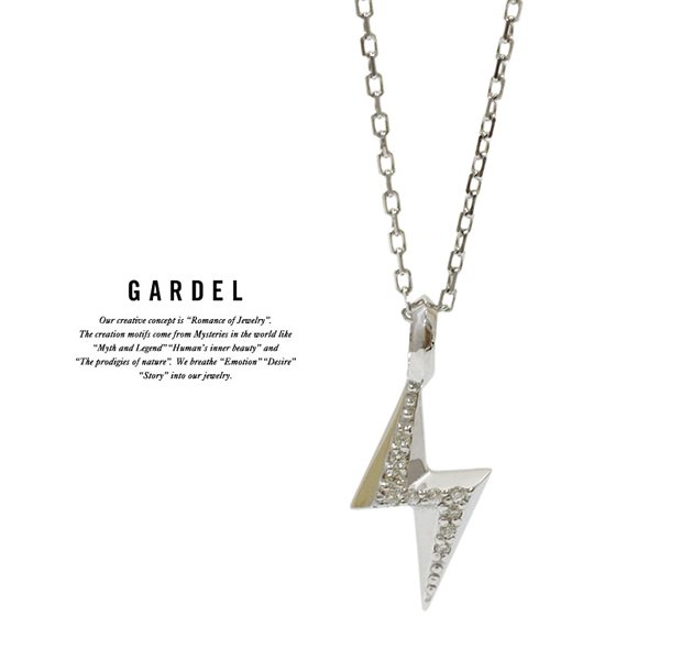 GARDEL gdp102 ALLUMAGE NECKLACE