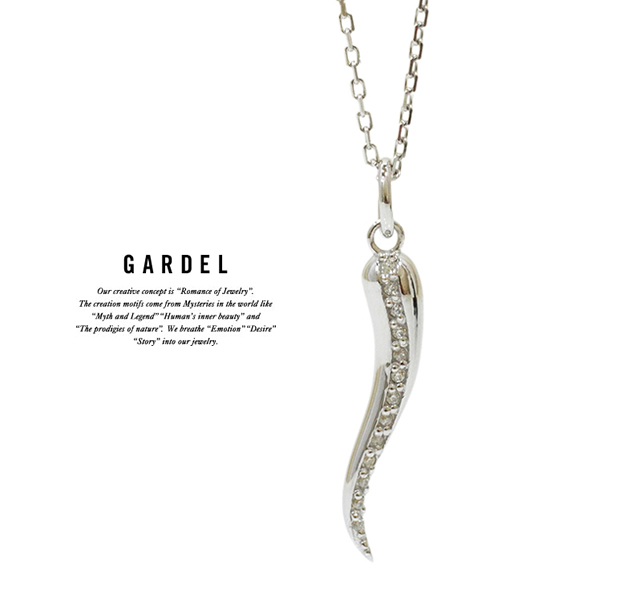 GARDEL gdp103 FANCY CHILI NECKLACE
