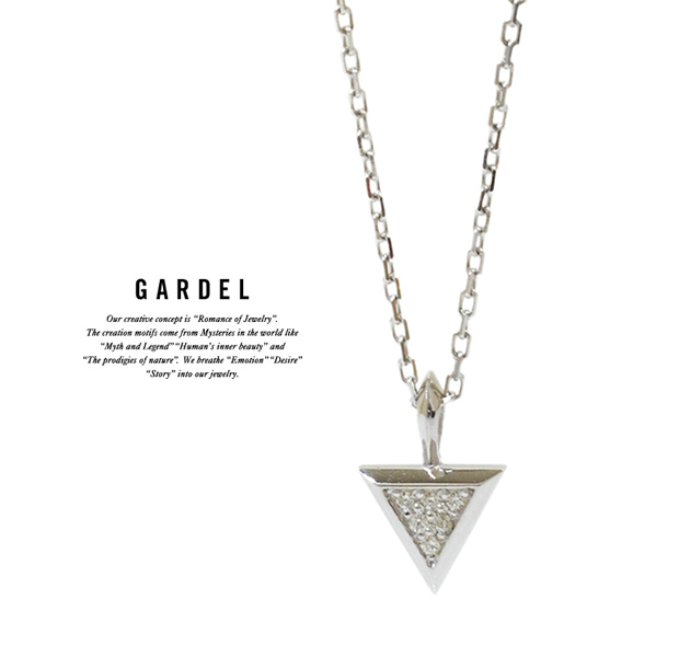 GARDEL gdp104 BABY T NECKLACE