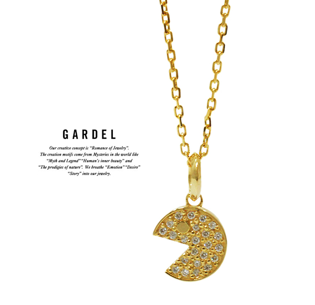 GARDEL gdp107 LOVE COOK NECKLACE