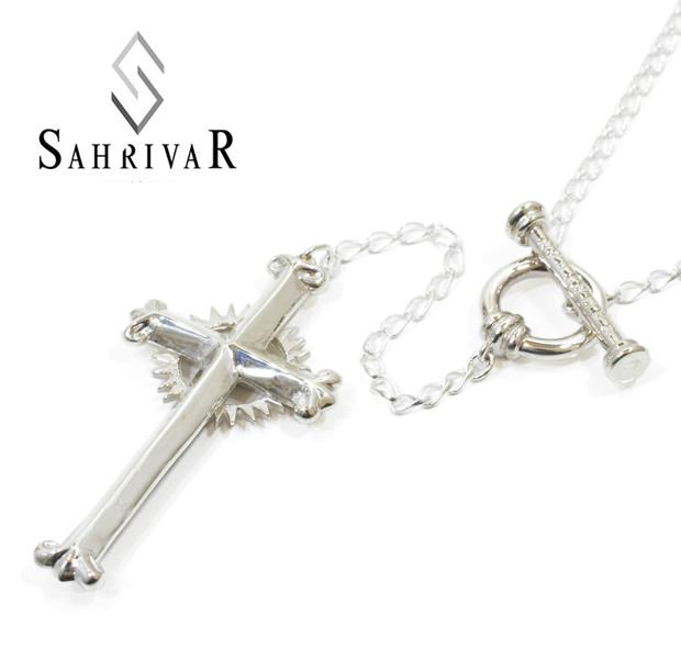SAHRIVAR sn74s14a Helo Cross Rosary