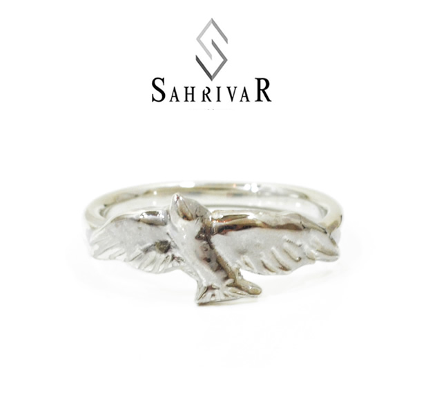 SAHRIVAR sr40s14a Dove Ring