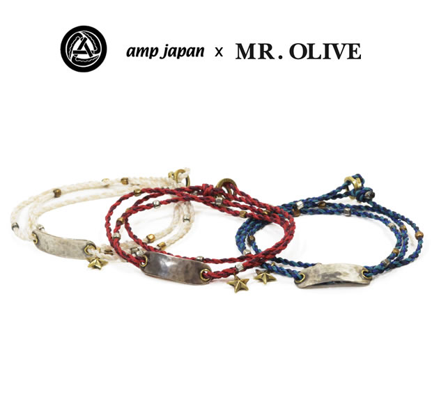 amp japan x Mr.Olive M-5143