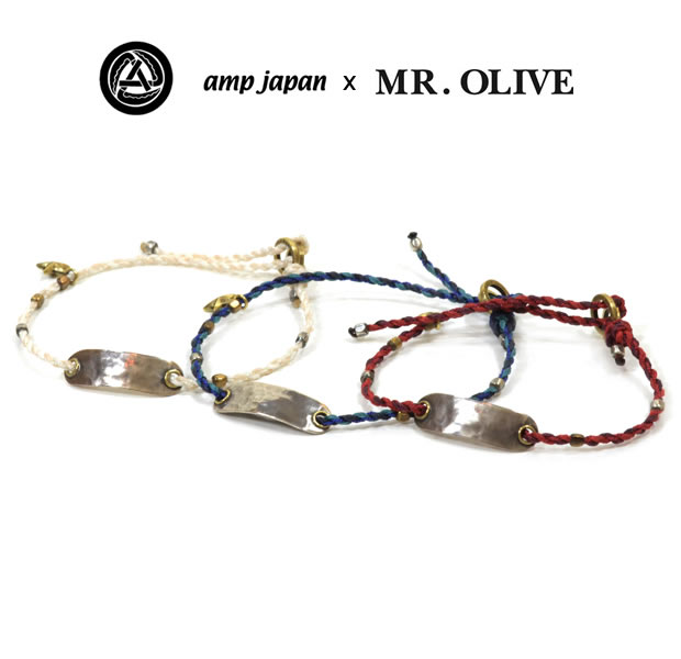 amp japan x Mr.Olive M-5144