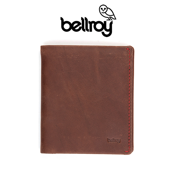 """Bellroy WNSB/COCOA  """"NOTE SLEEVE WALLET"""""""