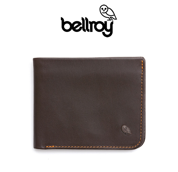 "Bellroy WHSE/JAVA  ""HIDE & SEEK WALLET"""