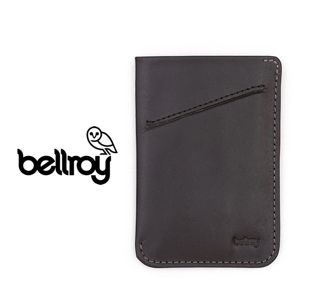 "Bellroy WCSA/BLACK  ""CARD SLEEVE WALLET"""