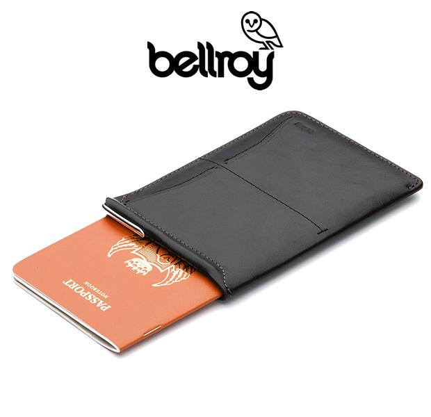"Bellroy WPSA/BLACK  ""PASSPORT SLEEVE WALLET"""