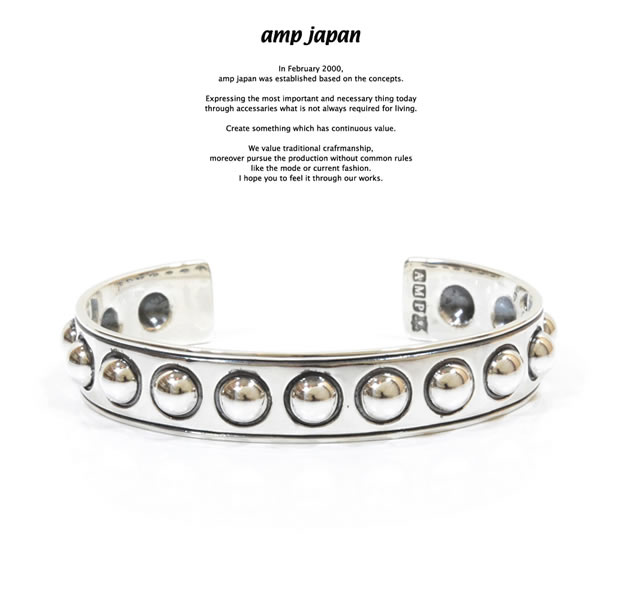 amp japan 15AH-311 Hybrid Circle Bangle