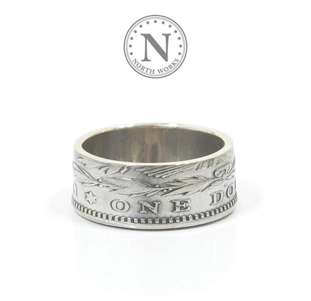 NORTH WORKS N-002-2 1$ HALF RING