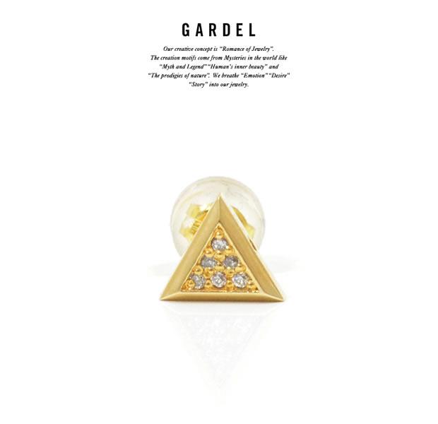 GARDEL GDE-051/K18YG BABY T PIERCE