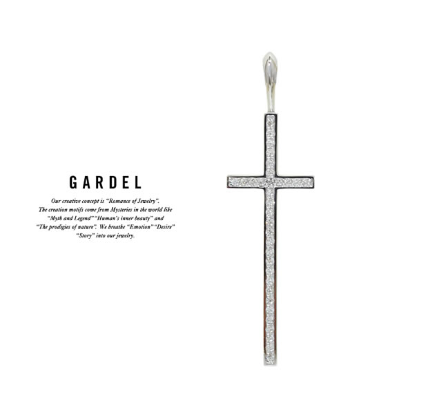 GARDEL GDP-113 REGAL CROSS PENDANT