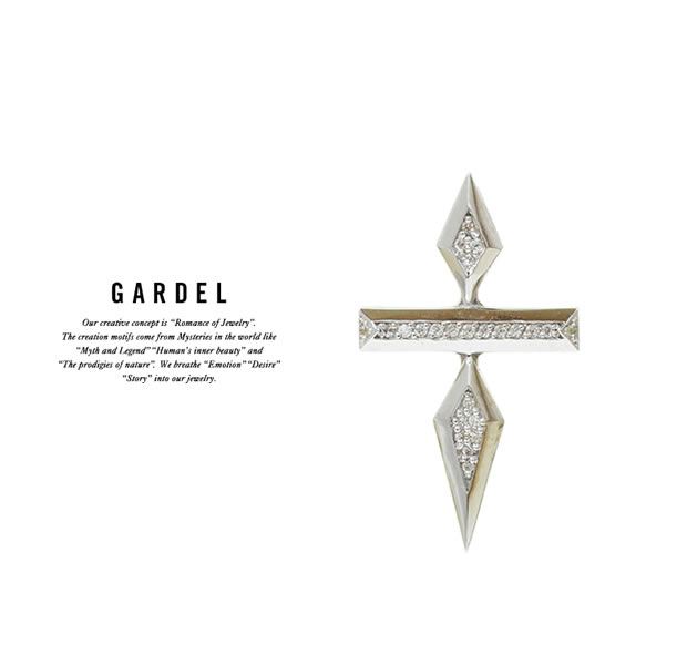 GARDEL GDP-115 DOUBLE STUDS CROSS
