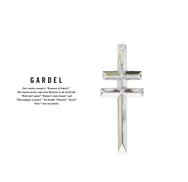 GARDEL GDP-118 DOUBLE BARRED CROSS