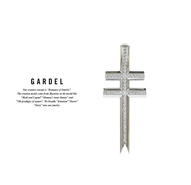 GARDEL GDP-119 DOUBLE BARRED CROSS