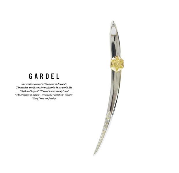 GARDEL GDP-120 DIAMOND HORN PENDANT