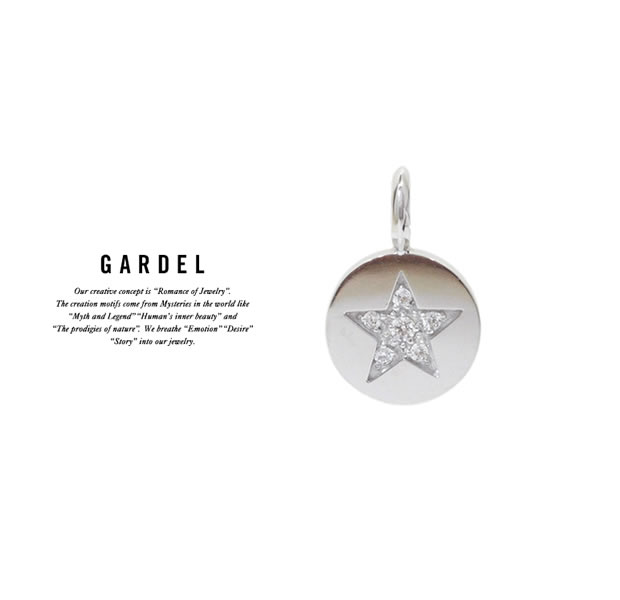 GARDEL GDP-121 SHINY STAR PENDANT
