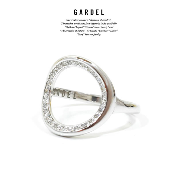 GARDEL GDR-084/SV CRAFFITI RING