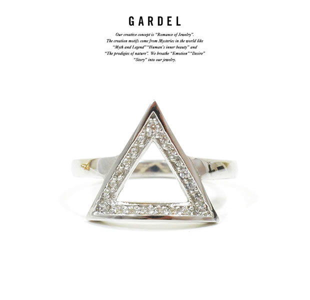 GARDEL GDR-085/SV CRAFFITI RING