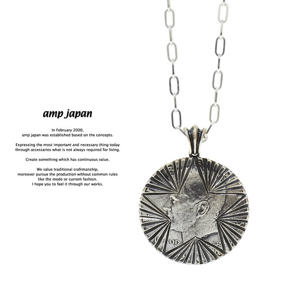 amp japan 15AH-126 Starlight Necklace -Kennedy-
