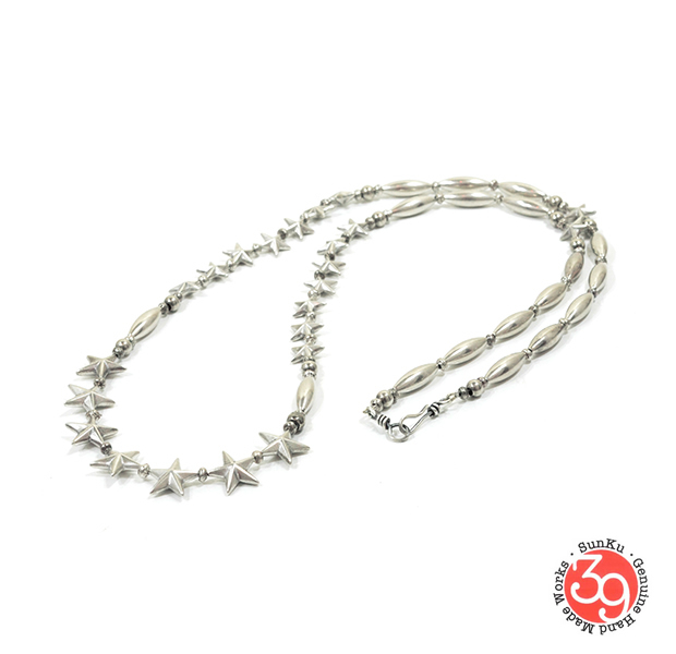 Sunku SK-142 STAR BEADS NECKLACE
