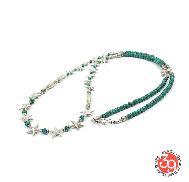 Sunku SK-143 STAR BEADS NECKLACE