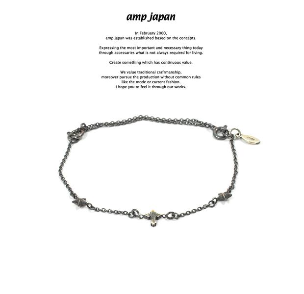 amp japan 16AC-413 -Petite Croix- Bracelet&Anklet