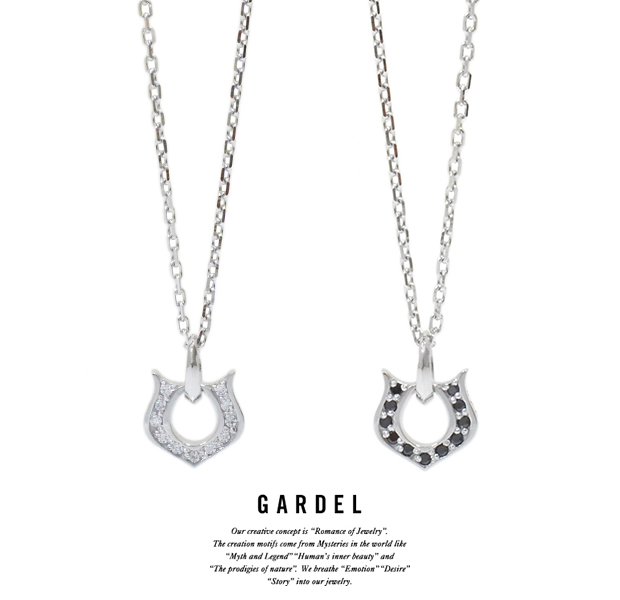 GARDEL GDP-124 Classic Horseshoe Necklace (S)