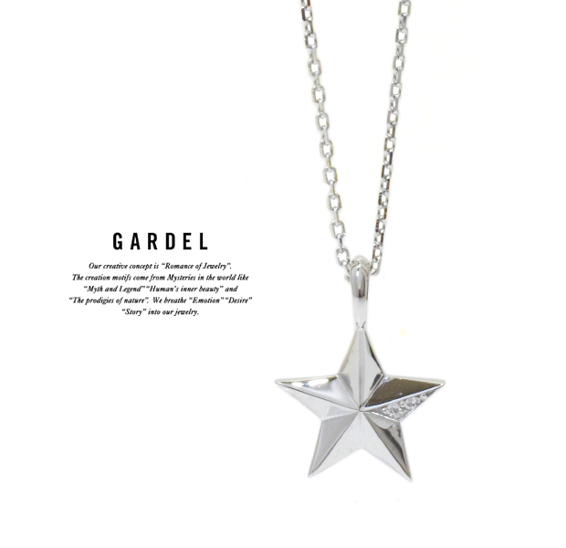 GARDEL GDP-127 Classic Star Necklace