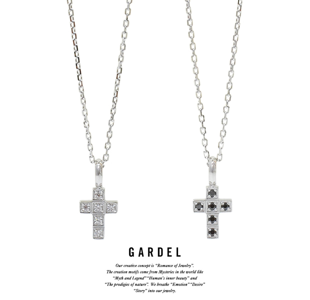 GARDEL GDP-130 Fragrance Cross Necklace
