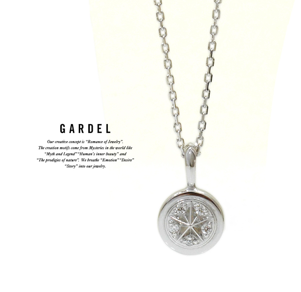 GARDEL GDP-145 Luce Star Necklace